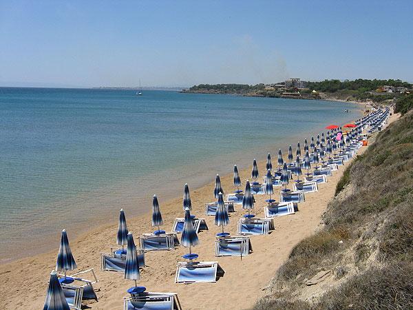 Hotel Sant Antonio - Spiaggia